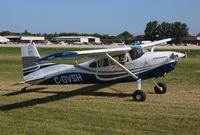 C-GVSH @ KOSH - Cessna A185F - by Mark Pasqualino