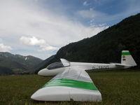 D-1800 - ASK-13 After arrival - by Christian Maurer