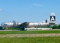 N529B @ OSH - At AirVenture - by paulp