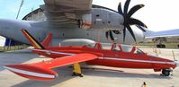 208 @ LFBO - Fouga CM-170R Magister, Preserved at Aeroscopia Museum, Toulouse-Blagnac - by Yves-Q