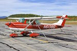 N6138G @ IZG - at Eastern Slopes Regional Airport near Fryeburg in Maine