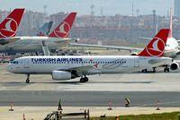 TC-JPJ @ LTBA - Airbus A320-232 [3239] (THY Turkish Airlines) Istanbul-Ataturk~TC 18/04/2015