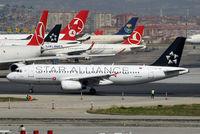 TC-JPF @ LTBA - Airbus A320-232 [2984] (THY Turkish Airlines) Istanbul-Ataturk~TC 18/04/2015