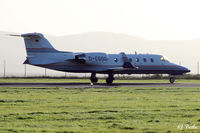 D-CGGG @ EGPN - Taking off into the setting sun at Dundee Riverside Airport EGPN - by Clive Pattle
