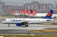 TC-OBL @ LTBA - Airbus A320-232 [0640] (Onur Air) Istanbul-Ataturk~TC 18/04/2015