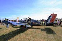 63 @ LFRL - Morane-Saulnier MS.893-100S Rallye, Static display, Lanvéoc-Poulmic (LFRL) Open day 2015 - by Yves-Q