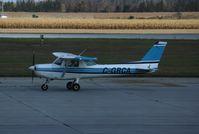 C-GRCA @ CYXU - Cessna 152 - by Mark Pasqualino