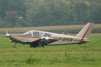 F-GPUR @ LFQO - Ex 452-LI of l'Armée de l'Air (French Air Force) taxiing at Lille-Marcq. - by Raymond De Clercq