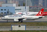 TC-JAI @ LTBA - Airbus A320-232 [3259] (THY Turkish Airlines) Istanbul-Ataturk~TC 18/04/2015