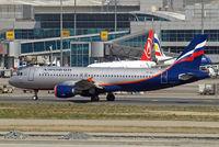 VP-BLL @ LTBA - Airbus A320-214 [5572] (Aeroflot) Istanbul-Ataturk~TC 18/04/2015