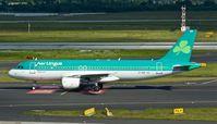 EI-DER @ EDDL - Aer Lingus, is here at Düsseldorf Int'l(EDDL) - by A. Gendorf