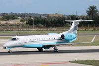 CN-MBP @ LMML - Embraer EMB-135 Legacy CN-MBP Dalia Air - by Raymond Zammit