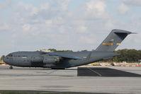 07-7189 @ LMML - C-17A GlobemasterIII 07-7189 USAF - by Raymond Zammit