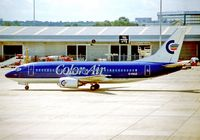 G-COLE @ EGSS - Stansted 26.8.99 - by leo larsen