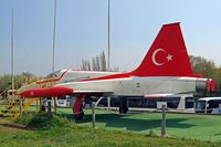 3022 @ LTBA - Canadair NF-5A Freedom Fighter [3022]  (Turkish Air Force) Istanbul-Ataturk~TC 15/04/2015 Unmarked coded 22