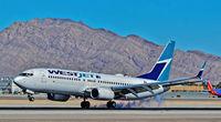 C-FBWI @ KLAS - C-FBWI  Westjet 2013  Boeing 737-8CT - cn 39090 / 4364 fleet number 822  Las Vegas - McCarran International Airport (LAS / KLAS) USA - Nevada October 24, 2015 Photo: Tomás Del Coro - by Tomás Del Coro