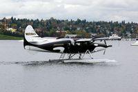 N606KA - Wild Orca at Lake Union - by metricbolt