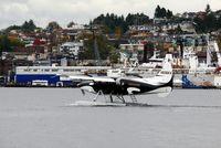N606KA @ W55 - Take off from Lake Union - by metricbolt