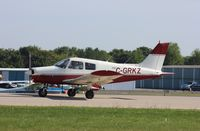 C-GRKZ @ KOSH - Piper PA-28-140 - by Mark Pasqualino