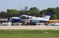 N1092X @ KOSH - Piper PA-28R-200 - by Mark Pasqualino