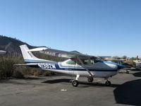 N1382M @ SZP - 1975 Cessna 182P SKYLANE, Continental O-470-R or S 230 Hp - by Doug Robertson