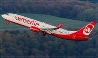 D-ABKS @ EDDR - 2011 Boeing 737-86J - by Jerzy Maciaszek
