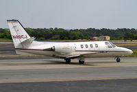 N80CJ @ KPDK - Cessna Citation I SP [501-0159] Atlanta-Dekalb Peachtree~N 22/04/2010