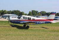 C-GMHQ @ KOSH - Piper PA-28-151 - by Mark Pasqualino