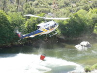 N911VR - June 4th. 2007 Kern River California - Firefighting - by Andy Strachan