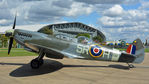 G-CCCA @ EGSU - 4. PV202 at The Imperial War Museum, Duxford, Cambridgeshire.