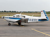 D-ETFT @ LFMP - Parked at the General Aviation area... - by Shunn311