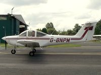 G-BNPM @ EGBO - EX:-N2561D.Privately Owned. - by Paul Massey