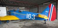 LN-BIF @ ENKJ - coded 163 - by Gerrit van de Veen
