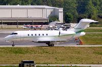 N604RF @ KPDK - Bombardier Challenger 300 [20026] Atlanta-Dekalb Peachtree~N 22/04/2010