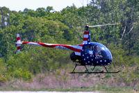 N722HA @ KPDK - Robinson R-22 Beta II [2863] Atlanta-Dekalb Peachtree~N 22/04/2010