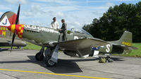 N167F @ EBUL - Wings and Wheels Ursel 2008. - by Raymond De Clercq