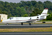 N383QS @ KPDK - Cessna Citation Ultra [560-0483] (NetJets) Atlanta-Dekalb Peachtree~N 22/04/2010