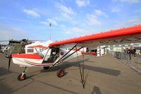 63AXH @ LFPB - G1 AVIATION G1 Spyl, Static display, Paris-Le Bourget airport (LFPB-LBG) Air show 2015 - by Yves-Q