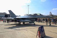 89-2178 @ LFPB - US Air Force General Dynamics F-16DG Night Falcon, Static display, Paris-Le Bourget (LFPB-LBG) Air show 2015 - by Yves-Q