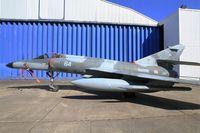 64 @ LFPB - Dassault Super Etendard, Preserved at Air & Space Museum Paris-Le Bourget (LFPB) - by Yves-Q