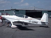 G-CDME @ EGBO - At Halfpenny Green Airfield. - by Paul Massey