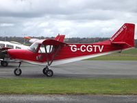 G-CGTV @ EGBO - @ the Spring Wings & Wheels Fly-In. - by Paul Massey