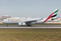 A6-EAE @ LMML - Runway 31 - by Roberto Cassar