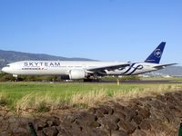 F-GZNN @ FMEE - Happy to see this one in Reunion island - by Mickael Payet