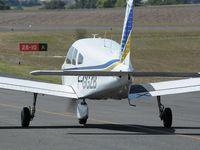 F-GGZB @ LFCY - Archer to runway 28/10 - by Jean Goubet-FRENCHSKY