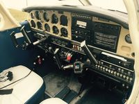 C-GDVI @ CYEE - Instrument panel - by Ron Patterson