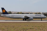 D-AIRP @ LMML - Runway 31 - by Roberto Cassar