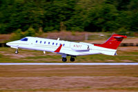 N74PT @ KPDK - Learjet 45 [45-314] Atlanta-Dekalb Peachtree~N 21/04/2010 - by Ray Barber