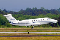 N541S @ KPDK - Cessna Citation III [650-0115] Atlanta-Dekalb Peachtree~N 20/04/2010