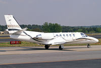 N555HM @ KPDK - Cessna Citation Bravo [550-0950] Atlanta-Dekalb Peachtree~N 21/04/2010